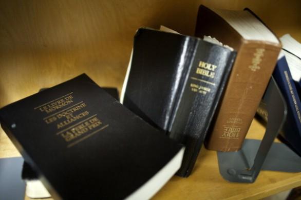 Il libro dei mormoni in regalo!