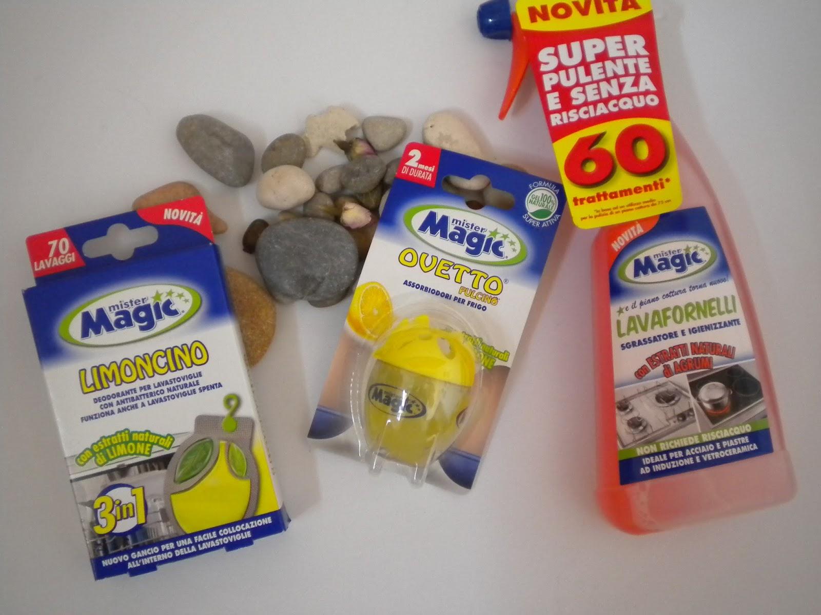 Diventa tester prodotti Mister Magic