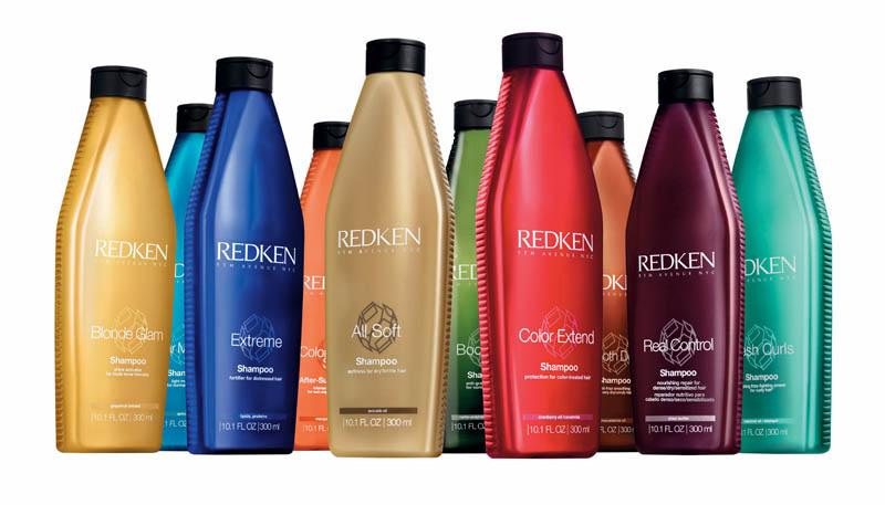 Campioncino omaggio shampoo e balsamo Redken