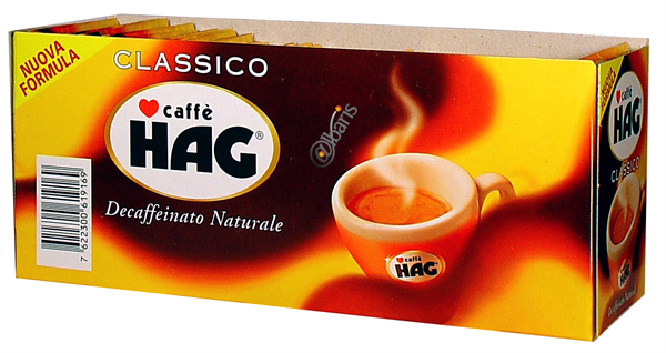 Ricettario omaggio Caffe' Hag