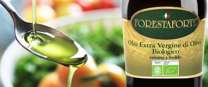 Campione gratuito olio d'oliva Forestaforte
