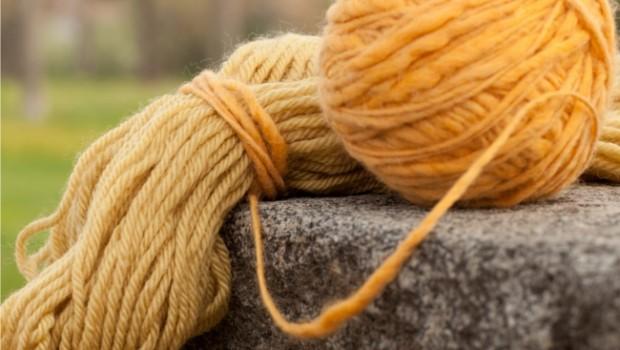 Campioni omaggio di lana da The Wool Box