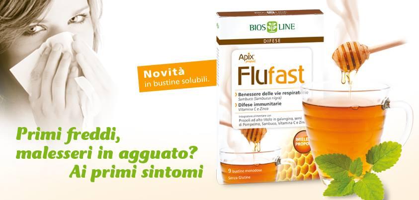 Campione omaggio FluFast Bios Line