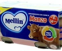 Buono sconto omogeneizzato di carne Mellin