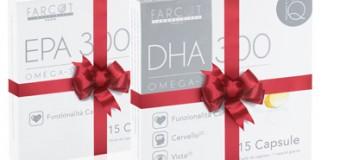Quasi gratis: 2 scatole di integratori Omega-3 a soli 2,90 euro