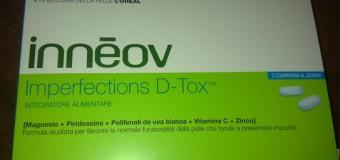 Diventa tester Inneov D-Tox