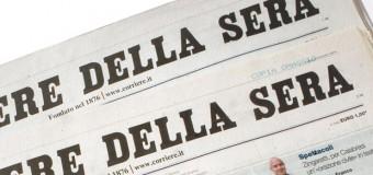 Corriere della Sera 10 giorni gratis direttamente a casa tua!