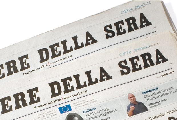 Corriere della sera 10 giorni gratis direttamente a casa tua for Corriere della sera casa