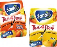 Buono sconto succhi Time4fruit Santal