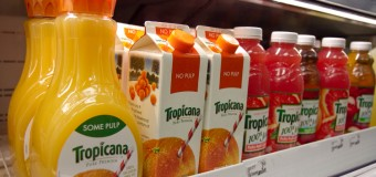 Buono sconto succhi Tropicana Auchan