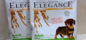 Campione omaggio cibo per cani o gatti Elegance