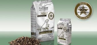 Campione gratuito cibo per cani Platinum