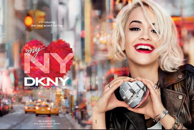 Campione omaggio profumo MyNy di DKNY