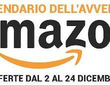 Calendario dell'Avvento di Amazon