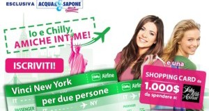 Vinci New York con Chilly