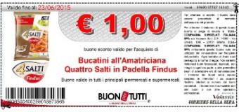 Sconti per 4 Salti in Padella