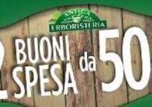 Con Antica Erboristeria vinci 50 euro