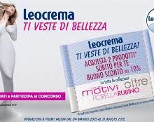 Leocrema: nuovo concorso a premi