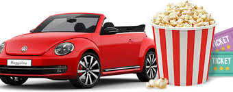 Piangi di Gioia, il nuovo concorso Tempo che permette di vincere biglietti per cinema e un'auto
