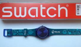 Swatch Lucinfesta: vinci con lo Swatch Game