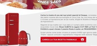 Concorso Coca Cola regala Smeg