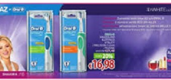 Concorso AZ e Oral B: vinci kit di bellezza