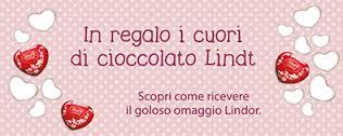 Thun regala cioccolatini Lindt