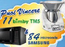 Latteria Soresina fa vincere Bimby e Samsung