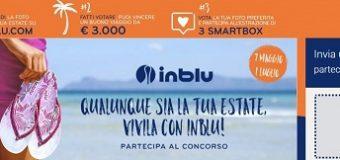 InBlu regala vacanza da 3000 euro