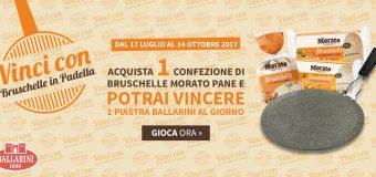 Nuovo concorso Bruschelle in Padella di Morato Pane