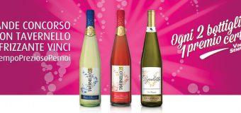 Concorso Tavernello: premio certo con 2 bottiglie acquistate