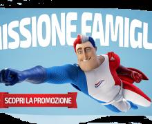 Missione Famiglia Aquafresh: ecco cosa si vince a Settembre