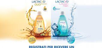 Buono sconto Lactacyd da 3 euro
