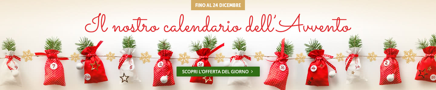 Calendario dell'Avvento IBS