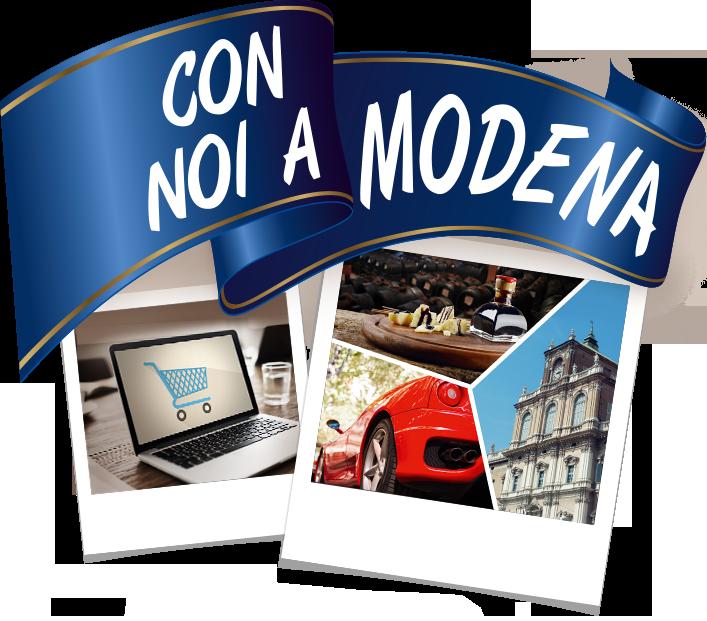 """Concorso Fini """"Con Noi a Modena"""": scopri tutto"""