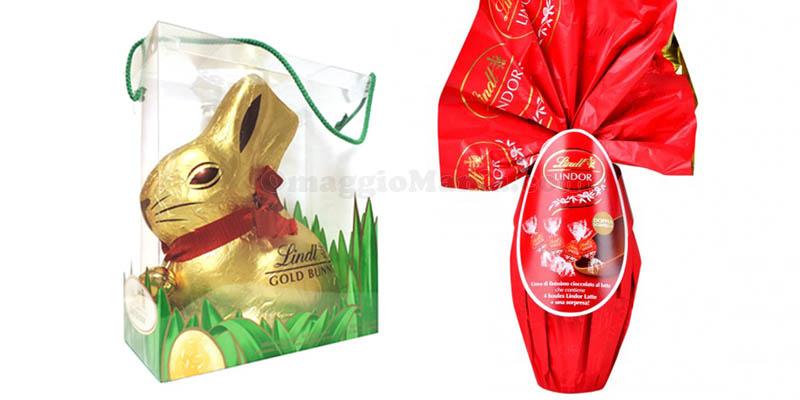 Concorso Lindt di Pasqua: vinci un uovo da 1,7 kg
