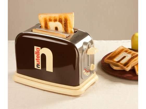 Vinci tostapane Nutella: il nuovo concorso per una colazione coi fiocchi!