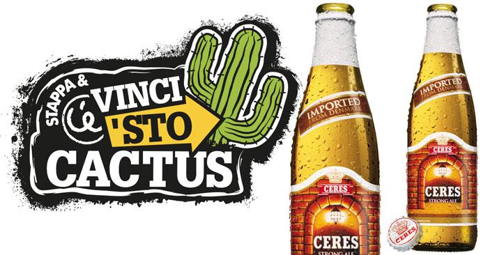 Concorso Ceres: vinci la lampada Cactus