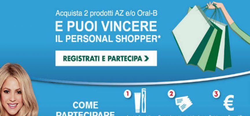 Concorso Az e Oral-B: vinci 500€ di shopping