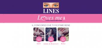 Concorso Lines Loves Me: scopri i regali!