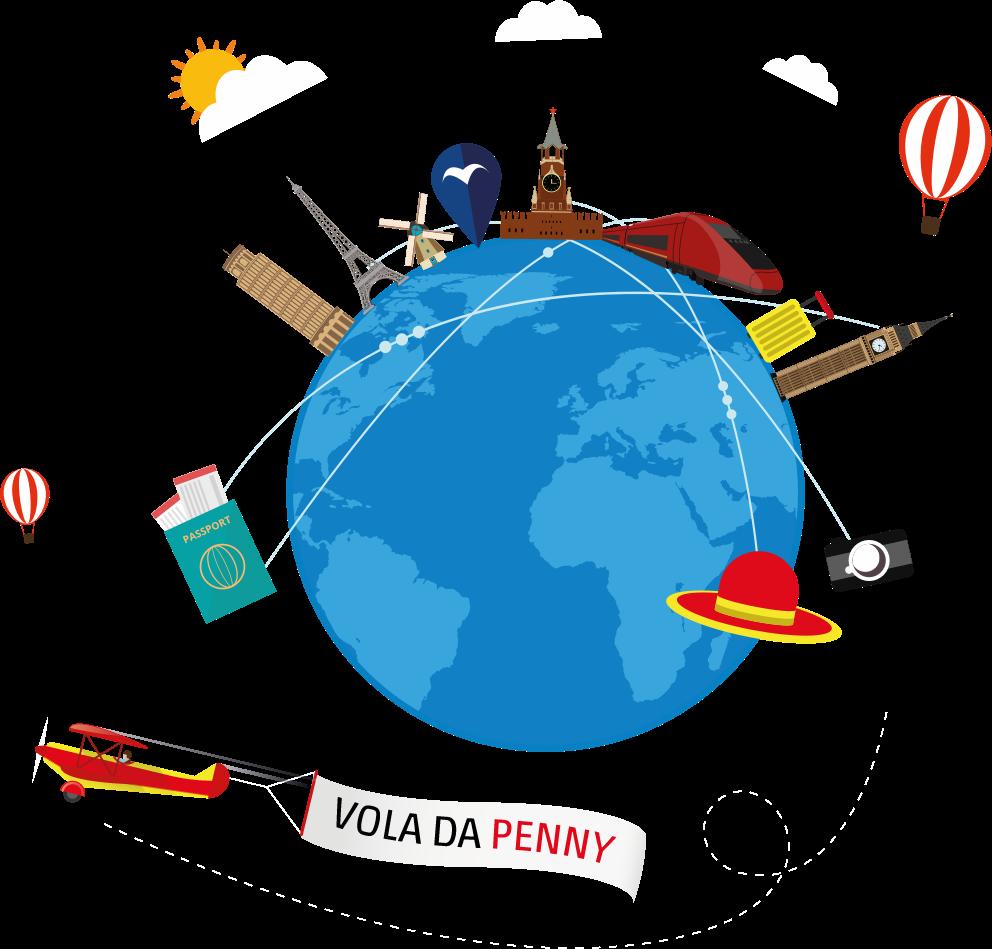 Concorso Penny Market: vinci una vacanza