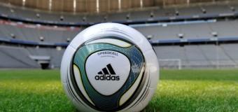 Pallone Adidas in regalo!