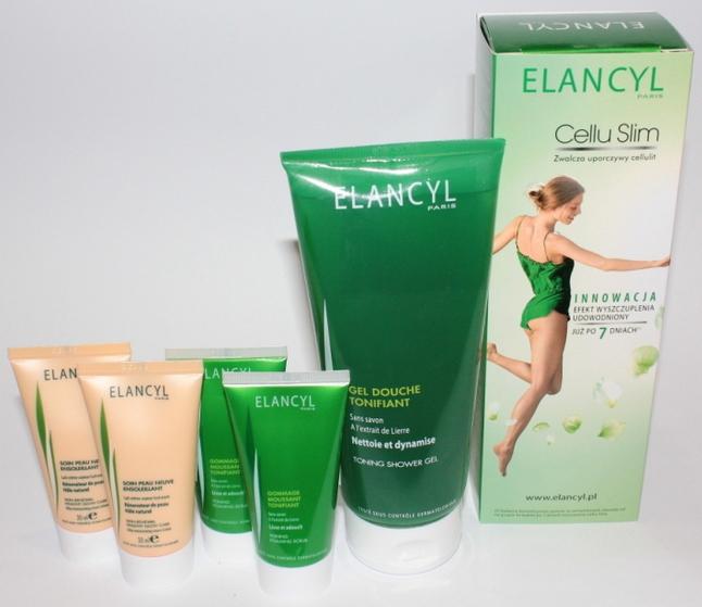 Campioni gratis Cellu Slim Elancyl anticellulite