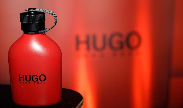 Campioni omaggio Hugo Red for Men