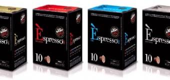 Caffe' Vergnano in capsule omaggio!