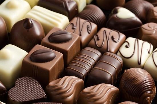 Campioni omaggio cioccolato belga!