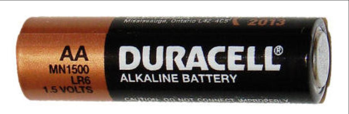 Campione omaggio batterie Duracell