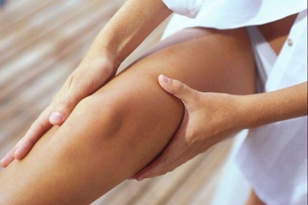 Campione omaggio gel massaggio gambe