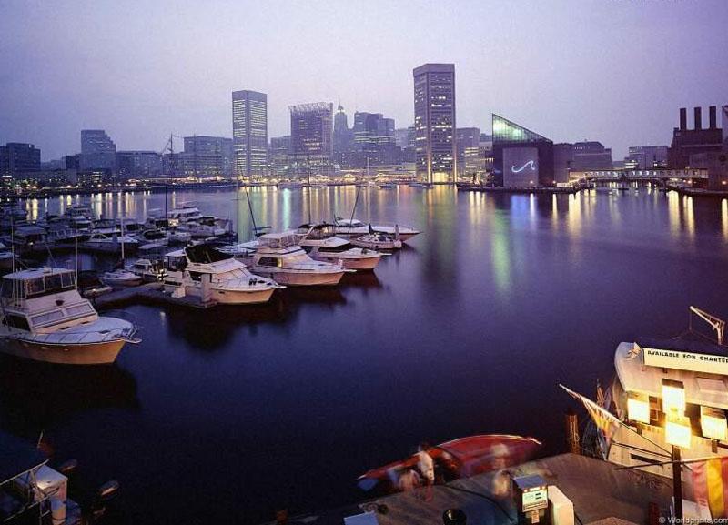 Guide turistiche omaggio: Baltimora