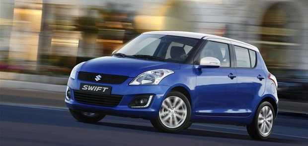 T shirt gratis da Suzuki Swift